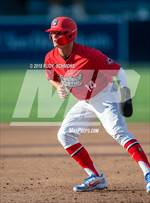 This MaxPreps.com professional photo is from the gallery Perfect Game 2018 (All-American Classic)  which features First Academy high school athletes playing  Baseball. This photo was shot by Rudy  Schmoke and published on Schmoke.
