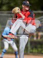 This MaxPreps.com professional photo features Bella Vista high school Drew Aguiar playing  Baseball. This photo was shot by Anthony Brunsman and published on Brunsman.