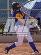 This MaxPreps.com professional photo is from the gallery Casa Grande @ Tempe which features Casa Grande high school athletes playing  Softball.