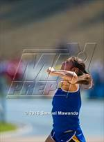 This MaxPreps.com professional photo is from the gallery Bruin Legends of Track & Field Invitational which features Saugus high school athletes playing Girls Track & Field. This photo was shot by Samuel Mawanda and published on Mawanda.