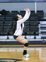 This MaxPreps.com professional photo is from the gallery Skyline @ Irving which features Irving high school athletes playing  Volleyball. This photo was shot by David Megginson and published on Megginson.