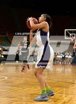 This MaxPreps.com professional photo features Mesa Ridge high school Serin Dunne playing Girls Basketball. This photo was shot by Jeffery Tucker and published on Tucker.
