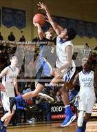 This MaxPreps.com professional photo is from the gallery Jefferson vs. Grant (Les Schwab Invitational) which features Jefferson high school athletes playing  Basketball.