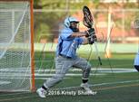 This MaxPreps.com professional photo features Hoggard high school Abby Brown playing Girls Lacrosse. This photo was shot by Kristy Shaefer and published on Shaefer.
