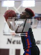 This MaxPreps.com professional photo is from the gallery Callaway vs. Cordova (Hotbed Classic) which features Callaway high school athletes playing  Basketball.