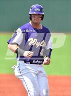 This MaxPreps.com professional photo is from the gallery Godley vs. Wylie (UIL 4A Region 1 Final) which features Wylie high school athletes playing  Baseball.