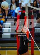 This MaxPreps.com professional photo is from the gallery St. Pius X @ Albuquerque Academy which features Albuquerque Academy high school athletes playing  Volleyball.