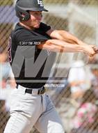 This MaxPreps.com professional photo is from the gallery Laguna Beach @ Calvary Chapel which features Laguna Beach high school athletes playing  Baseball.
