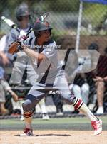 This MaxPreps.com professional photo features JSerra Catholic high school Nick Lopez playing  Baseball. This photo was shot by Alyson Boyer Rode and published on Boyer Rode.