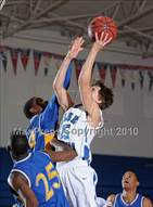 This MaxPreps.com professional photo is from the gallery Wood vs. Davis (Les Curry Invitational) which features Davis high school athletes playing  Basketball.