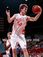 This MaxPreps.com professional photo is from the gallery Mater Dei vs. Villa Park (CIF SoCal D2 Final) which features Mater Dei high school athletes playing  Basketball.