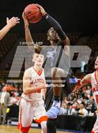This MaxPreps.com professional photo is from the gallery Pueblo West vs. Lewis-Palmer (CHSAA 4A Final Four) which features Pueblo West high school athletes playing  Basketball.