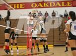 This MaxPreps.com professional photo is from the gallery Oakdale vs. Sierra which features Oakdale high school athletes playing  Volleyball. This photo was shot by Steven Rodriguez and published on Rodriguez.