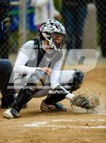 This MaxPreps.com professional photo is from the gallery Rancho Bernardo @ Poway which features Rancho Bernardo high school athletes playing  Softball. This photo was shot by Rudy  Schmoke and published on Schmoke.
