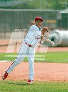 This MaxPreps.com professional photo is from the gallery Peyton vs. Hotchkiss (CHSAA 2A Semifinal) which features Peyton high school athletes playing  Baseball.