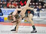 This MaxPreps.com professional photo is from the gallery PIAA AAA Wrestling Championships (Semifinals) which features Cedar Cliff high school athletes playing  Wrestling. This photo was shot by Ken Inness and published on Inness.