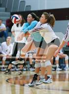 This MaxPreps.com professional photo is from the gallery Allen @ Plano which features Plano high school athletes playing  Volleyball.