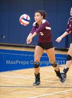 This MaxPreps.com professional photo is from the gallery Marshall @ O'Connor which features Marshall high school athletes playing  Volleyball.