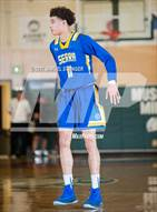 This MaxPreps.com professional photo is from the gallery Marin Catholic vs. Serra (Vontoure Spartan Classic) which features Serra high school athletes playing  Basketball.