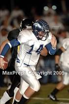 This MaxPreps.com professional photo is from the gallery Trabuco Hills @ Capistrano Valley which features Trabuco Hills high school athletes playing  Football.