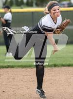 This MaxPreps.com professional photo is from the gallery Muskego vs Franklin (WIAA Division 1 Regional) which features Franklin high school athletes playing  Softball. This photo was shot by Robert George and published on George.