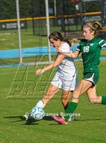 This MaxPreps.com professional photo is from the gallery Girls Prep vs Notre Dame which features Notre Dame high school athletes playing Girls Soccer. This photo was shot by James Burgess and published on Burgess.