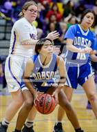 This MaxPreps.com professional photo is from the gallery Dobson @ Mesa which features Dobson high school athletes playing Girls Basketball.