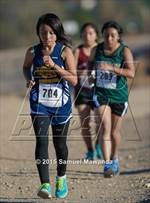 This MaxPreps.com professional photo is from the gallery  CIF LACS Cross Country Championships (Girls) which features Contreras high school athletes playing Girls Cross Country. This photo was shot by Samuel Mawanda and published on Mawanda.