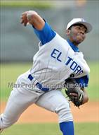 This MaxPreps.com professional photo is from the gallery El Toro @ Esperanza which features El Toro high school athletes playing  Baseball.