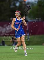 This MaxPreps.com professional photo features Cherry Creek high school Pearl Schwartz playing Girls Lacrosse. This photo was shot by Matt Daniels and published on Daniels.
