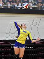 This MaxPreps.com professional photo is from the gallery Clark vs Clemens (NEISD Invitational) which features Clemens high school athletes playing  Volleyball.
