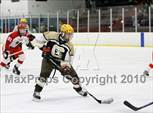 This MaxPreps.com professional photo is from the gallery North Rockland @ Clarkstown South (Section 1 D1 Playoffs) which features Clarkstown South high school athletes playing  Ice Hockey. This photo was shot by John Meore and published on Meore.