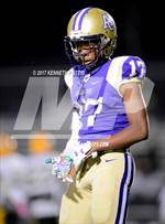 This MaxPreps.com professional photo features Ascension Catholic high school Eric Simon jr. playing  Football. This photo was shot by Kenneth P Steib and published on Steib.
