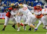 This MaxPreps.com professional photo is from the gallery San Antonio All-Star Game (Alamodome) which features Boerne-Champion high school athletes playing  Football. This photo was shot by Lester Rosebrock and published on Rosebrock.