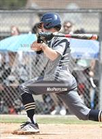 This MaxPreps.com professional photo is from the gallery Ayala vs. Yucaipa (CIF-SS D2 Semi-Final) which features Ayala high school athletes playing  Baseball. This photo was shot by Heston Quan and published on Quan.