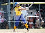 This MaxPreps.com professional photo is from the gallery Osbourn Park vs. Madison (VHSL 6A Final) which features Madison high school athletes playing  Softball. This photo was shot by Fred Ingham and published on Ingham.