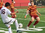 This MaxPreps.com professional photo features La Canada high school Ryan Herron playing  Soccer. This photo was shot by Tom Houston and published on Houston.