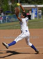 This MaxPreps.com professional photo is from the gallery South Hills @ Bishop Amat (CIF SS D3 Semifinal) which features Bishop Amat high school athletes playing  Softball.
