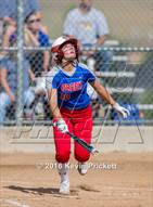 This MaxPreps.com professional photo is from the gallery Cherry Creek @ Rock Canyon which features Cherry Creek high school athletes playing  Softball.