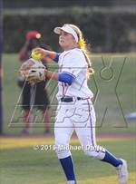 This MaxPreps.com professional photo features Buchanan high school Spencer Sansom playing  Softball. This photo was shot by Michael Duffy and published on Duffy.