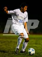 This MaxPreps.com professional photo is from the gallery De Anza @ Newark Memorial which features Newark Memorial high school athletes playing  Soccer.