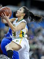 This MaxPreps.com professional photo is from the gallery Pinewood vs. St. Bernard (CIF State D5 Final) which features Pinewood high school athletes playing Girls Basketball.