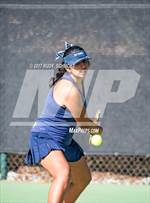 This MaxPreps.com professional photo is from the gallery University vs. Arcadia (CIF SoCal Regional Girls Tennis Championships) which features University high school athletes playing Girls Tennis. This photo was shot by Rudy  Schmoke and published on Schmoke.