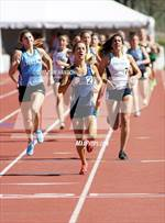 This MaxPreps.com professional photo is from the gallery CHSAA Track and Field Finals (Day 2)  which features South Baca [Campo/Vilas/Pritchett] high school athletes playing Girls Track & Field. This photo was shot by Tom Hanson and published on Hanson.