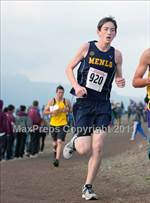 This MaxPreps.com professional photo is from the gallery CIF CCS Cross Country Championship (Boys D4) which features Gunderson high school athletes playing  Cross Country. This photo was shot by Kathy Camet and published on Camet.