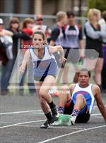 This MaxPreps.com professional photo is from the gallery Byers Invitational  which features Genoa-Hugo high school athletes playing Girls Track & Field. This photo was shot by Kevin Saffer and published on Saffer.