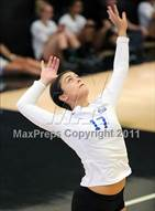 This MaxPreps.com professional photo is from the gallery Redondo Union vs. Presentation (Archbishop Mitty Invitational Tournament) which features Presentation high school athletes playing  Volleyball.