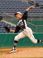 This MaxPreps.com professional photo features West York Area high school Brandon Kinneman playing  Baseball. This photo was shot by Paul Burdick and published on Burdick.