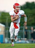 This MaxPreps.com professional photo features Wauwatosa East high school Luke Lindemann playing  Football. This photo was shot by Dave Smith and published on Smith.
