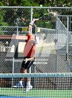 This MaxPreps.com professional photo is from the gallery Zephyrhills @ Pasco which features Pasco high school athletes playing  Tennis. This photo was shot by Jim Weber and published on Weber.